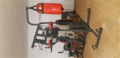3 STATION HOME GYM FOR SALE - POLOKWANE (LIMPOPO)