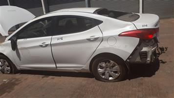 Hyundai Elentra J7 Parts For Sale