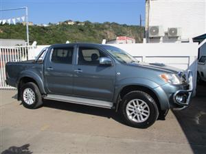 2009 Toyota Hilux 3.0D 4D double cab Raider