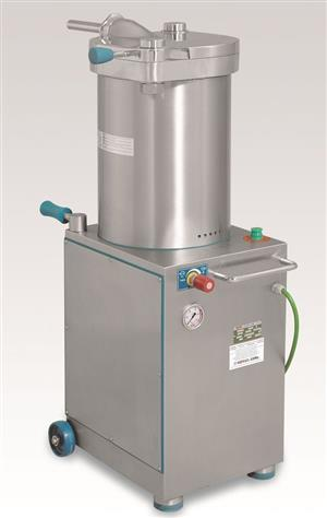 NEW HYDRAULIC SAUSAGE FILLER