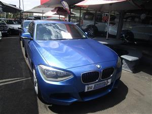 2012 BMW 1 Series 125i 3 door