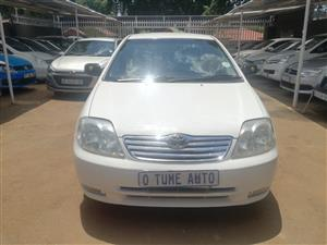 2005 Toyota Corolla 1.6 Advanced Heritage Edition for sale  Johannesburg - Central