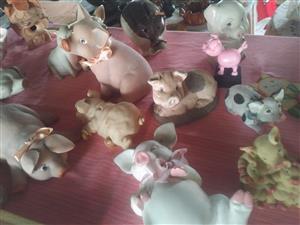 Piggy Figurines
