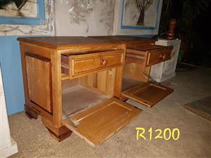 Wooden drawer cabinets for sale