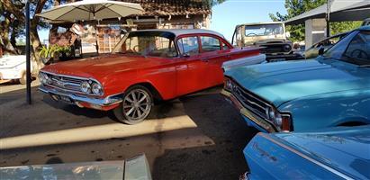 1960 Classic Cars Chevrolet