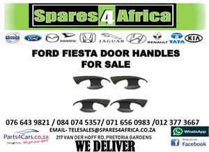 FORD FIESTA DOOR HANDLES