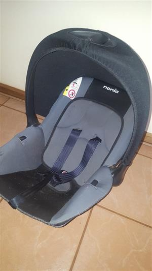 Nania strap carrier for sale