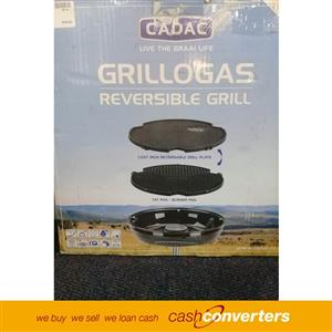Grillogas Reversible Grill