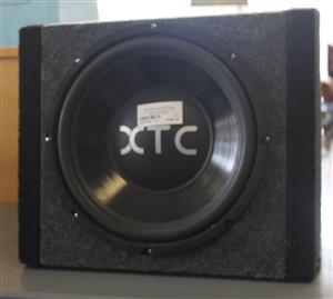 XTC Sub and amp S031268A #Rosettenvillepawnshop