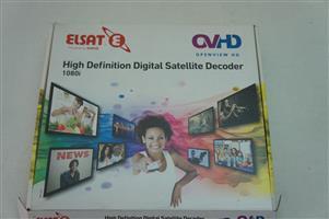 Elsat OVHD Openveiw HD Decoder UNUSED