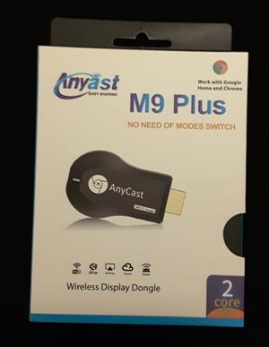 Streaming movies? Use this device on your TV.
