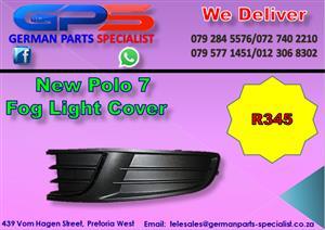 New VW Polo 7 Fog Light Cover for Sale