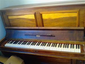 Grand piano (Gustav Waldermann - Berlin)