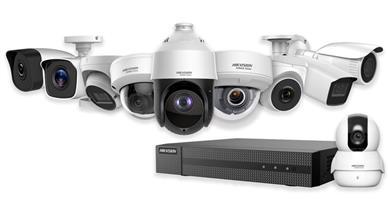 8 Channel CCTV camera system