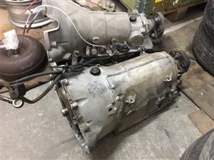 Mercedes-Benz automatic gearboxes (W202/W210/W126)