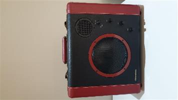 Crosley CR8008A-BK Soundbomb Portable Bluetooth Speaker