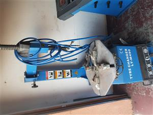 Wheel changing machine for sale