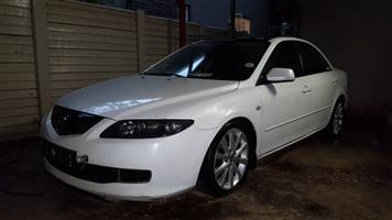 2006 Mazda 6 Mazda 2.3 Sporty Lux Activematic