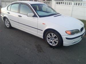 2003 BMW 3 Series sedan 320D SPORT LINE LAUNCH EDITION A/T (G20)