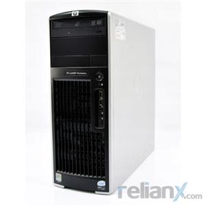 HP XW6400 Workstation - 2 x Intel Dual Core Xeon 2.2Ghz / 4GB Memory / 500GB HDD / Tower