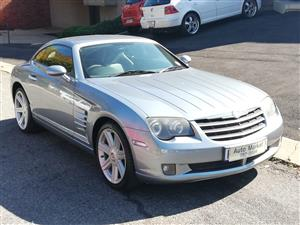 2006 Chrysler Crossfire 3.2 coupé Limited automatic
