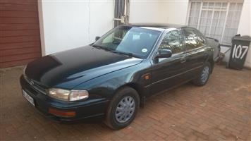 1997 Toyota Camry 2.4 XLi automatic