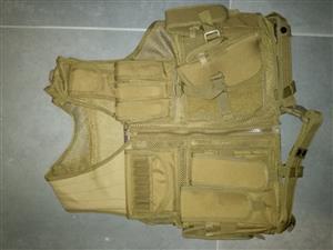 Bulletproof tactical vest