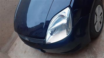 2005 Ford Fiesta 1.6i 5 door Ambiente