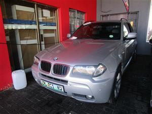 2010 BMW X3 xDRIVE 30i (G01)
