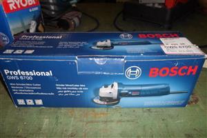 Bosch GWS 6700 Grind