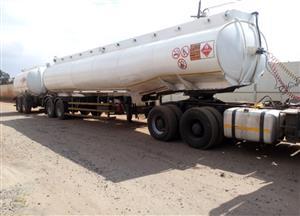 Tanker services