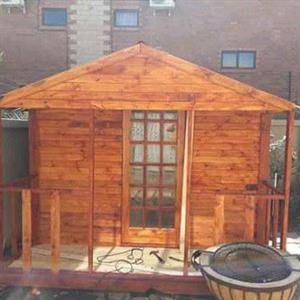 A1Grade Wendy house and log home for sale