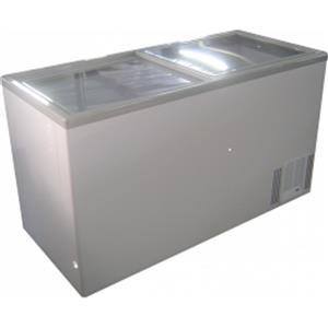 New Glass Top Freezer 330L and  520L