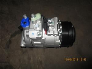MERCEDES BENZ 6PK AIRCON PUMP FOR SALE