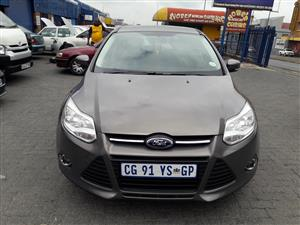 2013 Ford Focus 1.6 5 door Ambiente