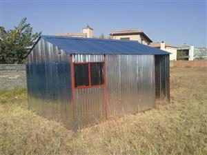 Steel zozo huts Midrand 0646927504, Zozo huts Installations Midrand