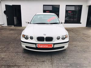 2003 BMW 1 Series