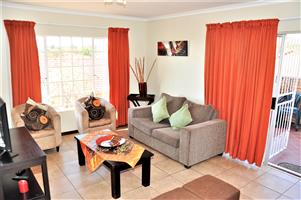Fully Furnished 2-Bedroom Townhouse To Let in The Reeds Centurion