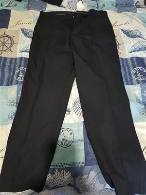 Black suit pants for sale