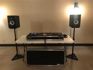 Pioneer DJ CDJ-2000 Nexus Complete DJ Setup