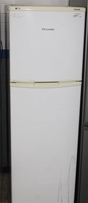 Hisense fridge white rust at the bottom and the base of compressor S037495A #Rosettenvillepawnshop