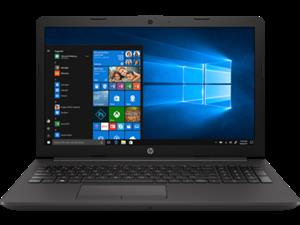 HP 250 G7 Series Black Notebook, Intel Celeron Dual Core N4000
