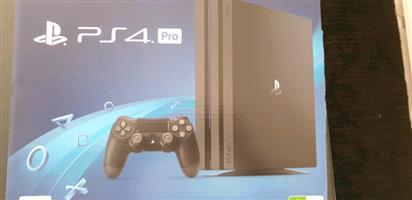 Sony PS4 pro 1tb price is not neg R6000