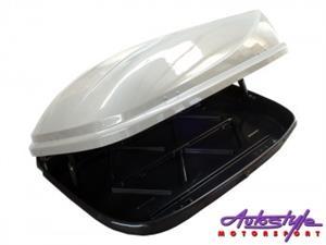 Evo Tuning Roof Storage Box - 320 litre