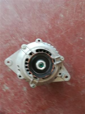 2 Mitsubishi Alternators for sale in very good condition. One is still new.