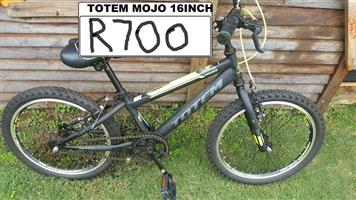 Totem Mojo bicycle