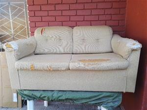 Wool Gomma Gomma 2 Seater for sale