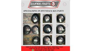 HYUNDAI / KIA REAR BRAKE DRUMS