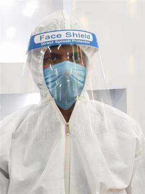 N4600K, N4600k Face Shield Mould Plastic, Face Shield, Safety Face Shield, Protective Face Shield