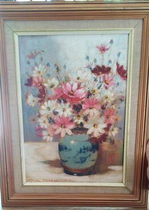 Paul Potgieter original painting